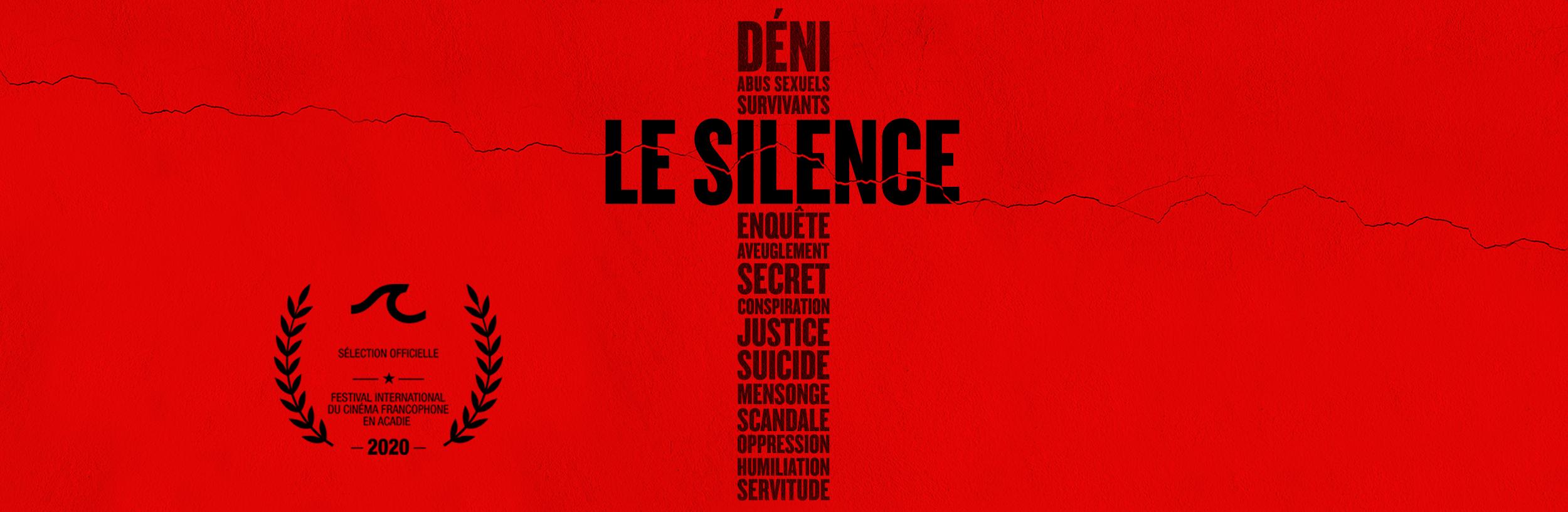 Bandeau Le silence